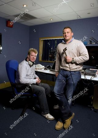 Editorial image of talkSPORT radio studios, London, Britain - 18 May 2011