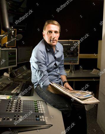 Editorial image of talkSPORT radio studios, London, Britain - 18 May 2011