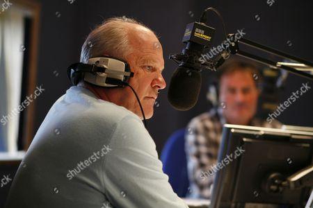 The Richard Keys and Andy Gray Talksport Radio show.
