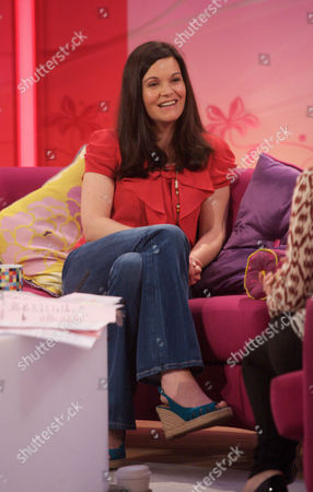 Editorial photo of 'Lorraine Live' TV Programme, London, Britain - 09 Aug 2011