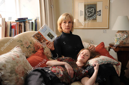Juliet Stevenson as Diana Ellerby and Zoe Telford as Freya Carlisle.
