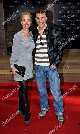 Werner Daehn and Sonja Kerskes