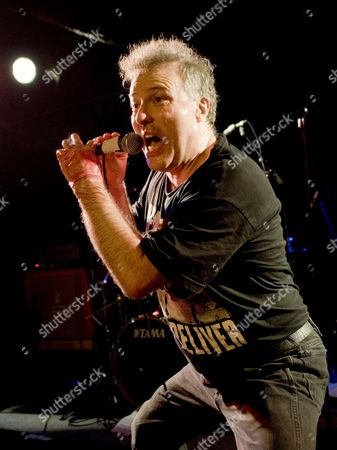 Jello Biafra with his current band The Guantanamo School of Medicine