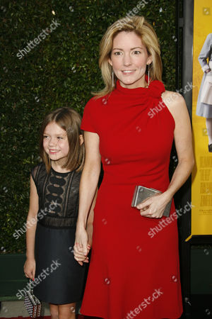 Kathryn Stockett & daughter Lila