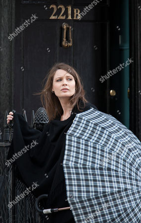 Stock Picture of Thomasin Rand at 221b Baker Street