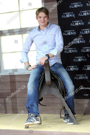 Editorial photo of 'Cowboys and Aliens' film premiere, Berlin, Germany - 08 Aug 2011