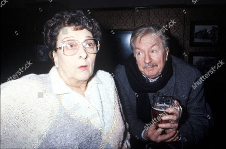Coronation Street: 11th January 1989 Betty Turpin [Betty Driver] has a suitor - but she doesn't know it yet, barman Charlie Bracewell [Peter Bayliss]