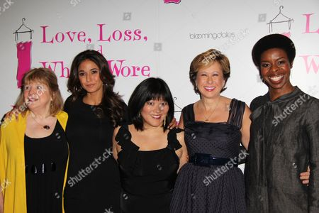 Marylouise Burke, Emmanuelle Chriqui, Ann Harada, Yeardley Smith