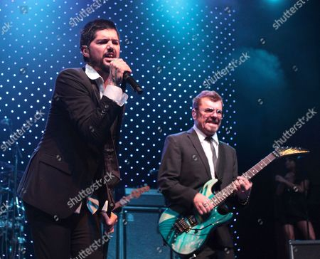 INXS - INXS - J D Fortune and Tim Farriss