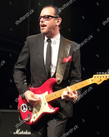 Editorial image of INXS in concert at Rams Head Live in Baltimore, Maryland, America - 10 Aug 2011