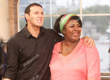 Paddy McGuinness and Rusty Lee