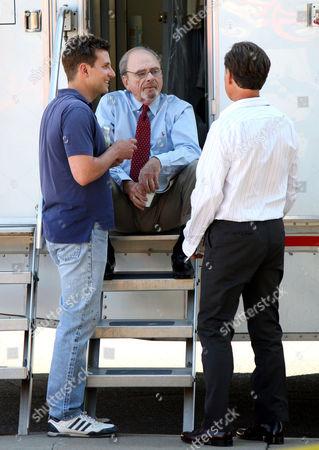 Bradley Cooper, Harris Yulin and Brian Greenwood