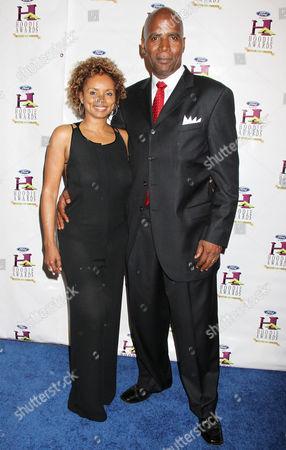 Editorial photo of 9th Annual Ford Hoodie Awards, Las Vegas, Nevada, America - 13 Aug 2011