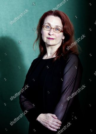 Stock Picture of Audrey Niffenegger