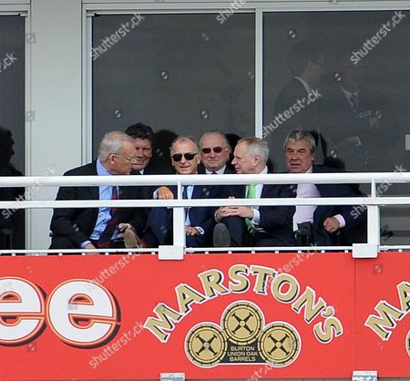Cricket 2nd Test Edgbaston England V Pakistan  Trevor Francis And Friends Watching The Cricket