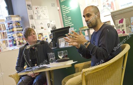 Stuart Evers and Hari Kunzru