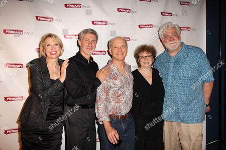 Julie Halston, David Garrison, Dan Butler, Marcia Jean Kurtz, Ri