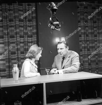 Editorial image of 'ITV Television Playhouse - Girl in the Office' TV Programme - 1963