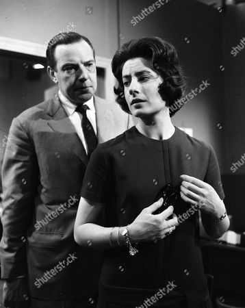 Editorial photo of 'ITV Television Playhouse - Girl in the Office' TV Programme - 1963