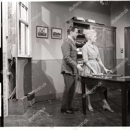 Richard Todd and Ann Todd