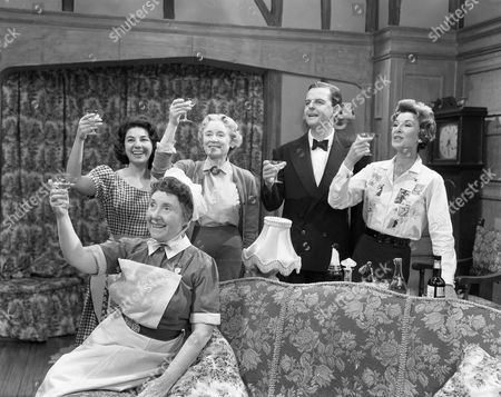 Editorial photo of 'ITV Play of the Week - The Happy Man'. TV Programme - 1960