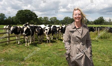 Jill McDonald at Newlands Farm