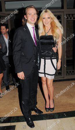 Emma Noble and boyfriend Conrad Baker