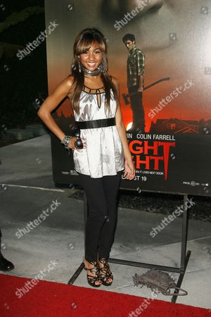 Editorial image of 'Fright Night' Film Screening, Los Angeles, America - 17 Aug 2011
