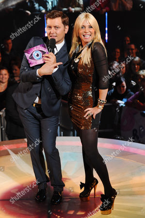 Brian Dowling and Pamela Bach Hasselhoff