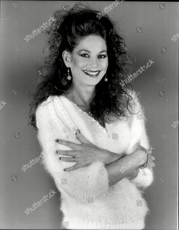 Stock Photo of Actress Barbara Kellerman Barbara Kellermann