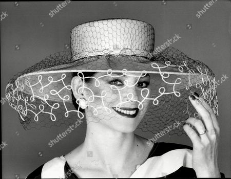 Stock Photo of Actress Barbara Kellerman