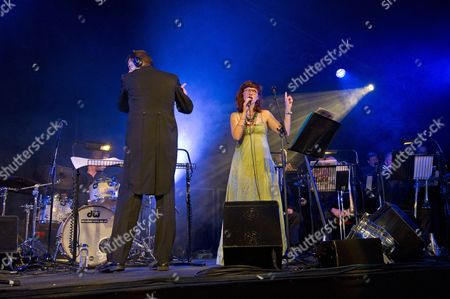 Editorial picture of 2011 Brecon Jazz Festival, Brecon, Powys, Wales, Britain - 13 Aug 2011