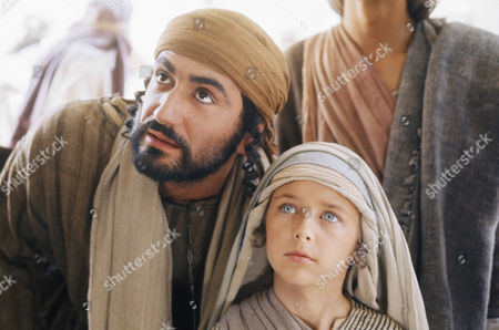 Editorial picture of 'Jesus of Nazareth' TV Programme - 1977