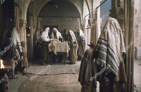 Editorial photo of 'Jesus of Nazareth' TV Programme - 1977