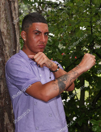 Editorial picture of 'The X Factor' Contestant George Gerasimou, London, Britain - 20 Aug 2011