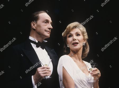 'Noel and Gertie' - Edward Petherbridge and Susan Hampshire