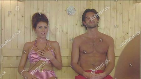 Amy Childs and Bobby Sabel