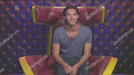 Bobby Sabel in the diary room