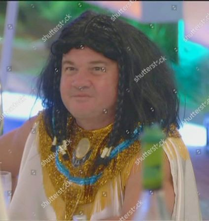 Darryn Lyons during the Egyptian task