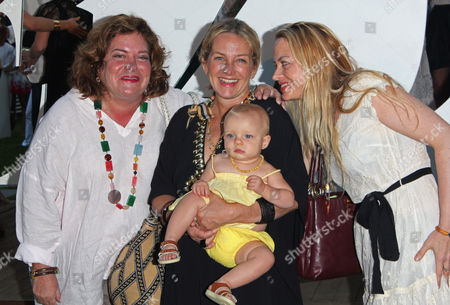 Editorial image of Elle Magazine's 25th Anniversary Private Party, Hamptons, New York, America - 20 Aug 2011