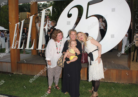 Editorial photo of Elle Magazine's 25th Anniversary Private Party, Hamptons, New York, America - 20 Aug 2011