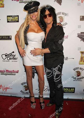 Editorial photo of 2nd Annual 2011 Vegas Rocks! Magazine Awards, Las Vegas, America - 21 Aug 2011