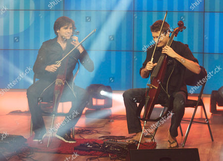 Luka Sulic and Stjepan Hauser