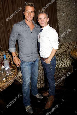 Matt Evers and Julian Bennett