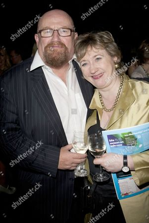 Howard Panter (Producer) and Rosemary Squire (Producer)