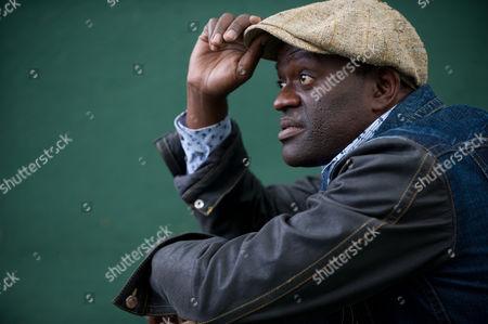 Alain Mabanckou, author of 'The Raw Man'