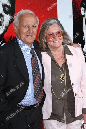 Robert Loggia and Audrey Loggia