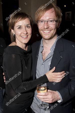 Alexandra Gilbreath and Joe Hill-Gibbins