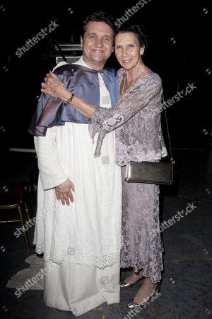 Peter Schaufuss and Beryl Grey