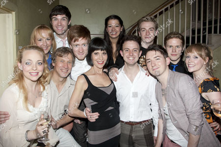 Alyssa Nicole, Grace Harrington, Rob Wilshaw, Peter Duncan, Benedict Salter, Ellen Greene, Ashleigh Gray, Ian McFarlane, Steven Webb, Christopher D Clegg, Will Hawksworth and Vicki Lee Taylor